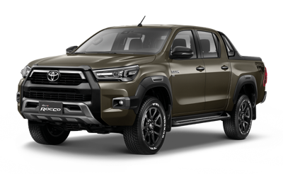 Double Cab Prerunner 2x4 2.4 Rocco AT